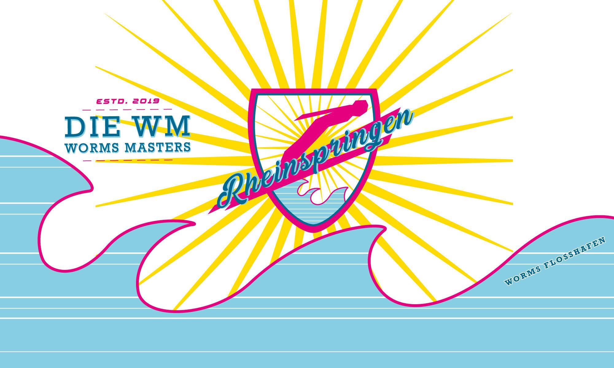 Rheinspringen - Die WM